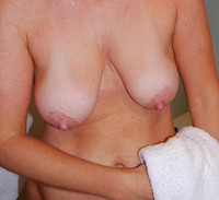 mature nipples notes hard nipples saggy mature milf mom shower wet