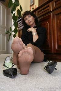 mature nylons fetish porn mature soles nylons photo