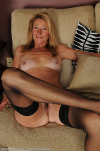 mature old milf porn all over mature model shows off sleek year old body