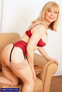 mature old nina hartley old mature blonde looks like red lingerie attachment