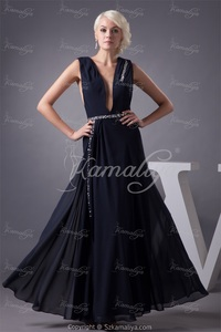 mature party pri high quality factory price mature beautiful solemn line wedding guest party evening dress