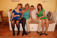 mature party gang bang porn mfff mature party photo