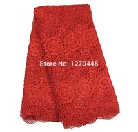 mature red wsphoto free shipping dhl popular design guipure lace fabric font mature red price