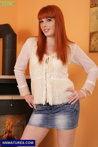 mature red mature rredhead genny red redhead milf perfect round ass attachment