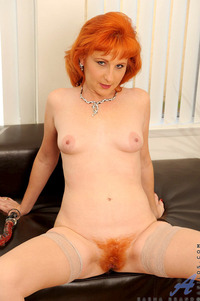 mature redhead large hhcjcehy anilos hairy mature redhead sasha solo brand