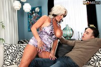 mature sally gallery boobed mature sally angelo takes hard fuck
