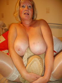 mature sally sandie