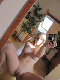 mature spreading hashbrowns var albums amateurs blonde spreading legs bare shaved pussy mirror camera mature
