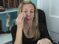 michelle b mature dry skin tut how apply foundation flakey mature