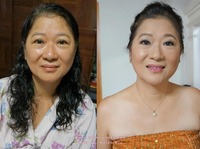 my mature mom mom before after tip day makeup older skin