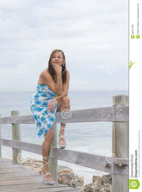 outdoor mature confident attractive senior woman outdoor portrait looking mature standing thoughtful alone wearing summer dress high heel royalty free stock