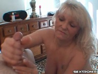 pov mature videos screenshots preview movies fabulous tits this mature cock stroker