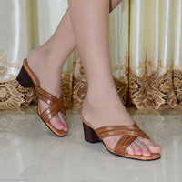 pure mature htb bfivxxxxauxfxxq xxfxxx women font shoes genuine leather med heels slipper popular pure mature