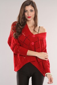 red mature magento media catalog product eab clothing sweater mmm red mature woman curled black hair turtle neck