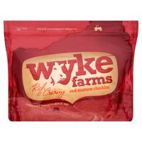 red mature medias master wyke farms red mature cheddar
