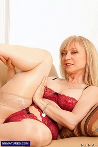 red mature nina hartley old mature blonde looks like red lingerie attachment