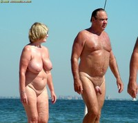 shaved mature tits porn shaved mature parents nudist places like beach camps photo