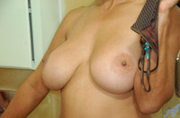 shower mature mature naked woman from iran masturbates shower