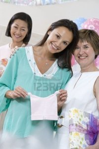 shower mature moodboard pregnant woman mature women baby shower photo