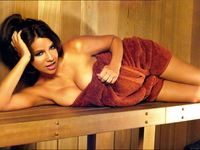 shower mature wallpapers vida guerra towelb fun stepped out showermature audiences only