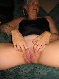 spreading mature get eeb fbc main photos mature woman spreading pink pussy lips apart nice wet vagina