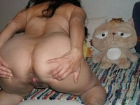 spreading mature mature chinese chubby wife spreading