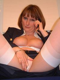 stocking mature amateur porn lovely mature british stocking babe jules photo