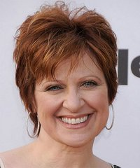 thick mature brown short hairstyles round faces thick hair mature women best option