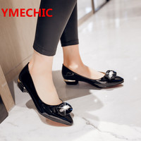 thick mature htb pxxxxxxvafxxq xxfxxxm ymechic thick med high heels women font shoes casual mature pointed toe spring cheap crystal
