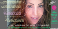thin mature mature eye makeup tips page