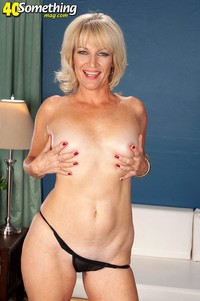tina mature tosh lets wild side loose older somethingmag gallery picture tina