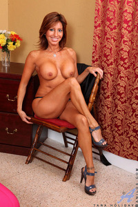 tits heels mature love those fake tits cougared tara holiday